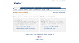 paypal-profile-request-credentials