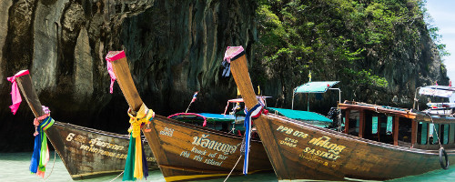 Rezgo is the best choice for boat tours